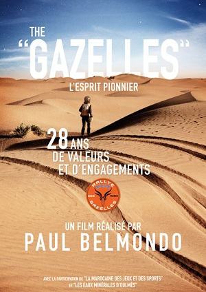 Projection du film « The gazelles » à l'Unesco